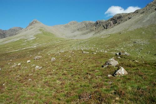 An Diallaid and Coire an Eich