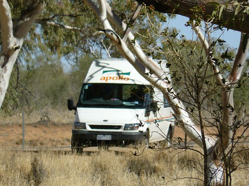 Australie #15 : Camping car