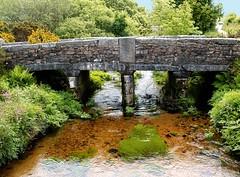 Bodmin Moor Bridge over a Stream (saxonfenken) Tags: bridge england geotagged stream cornwall bodminmoor e500 7978 abigfave overtheexcellence june2008 pregamewinner 7978river