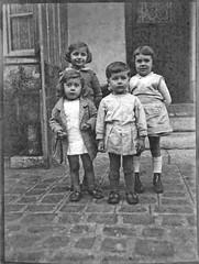 Les quatre bambins