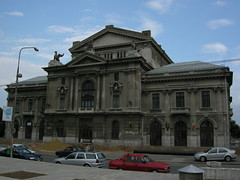 Teatrul National din Turnu Severin (Andra MB) Tags: theatre romania severin teatru turnu drobeta