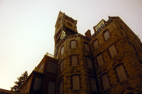 Worcester State Hospital Administration Building