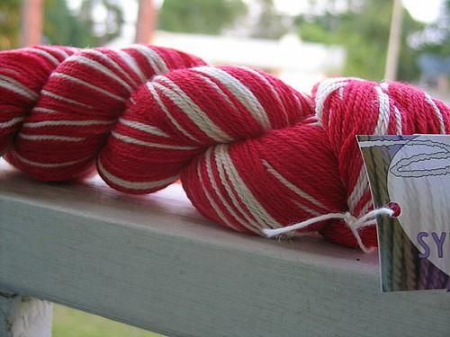 Loopy's Red Socks