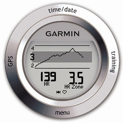 2574105312 c960b357fb m Garmin Forerunner 405   The Review