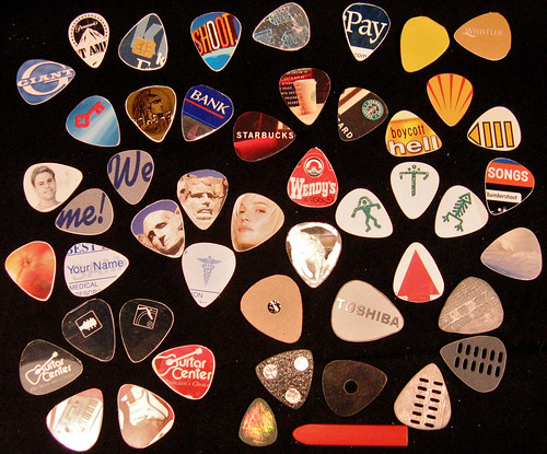 Guitar Picks | Flickr - Photo Sharing!