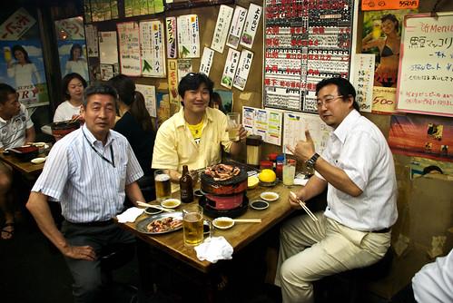 Japanese BBQ 01