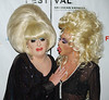 Lady Bunny and Sherry Vine