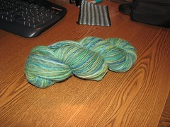 Yarn Wench Tidepool 2 Single