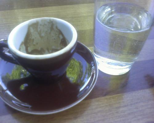 Espresso from elysian