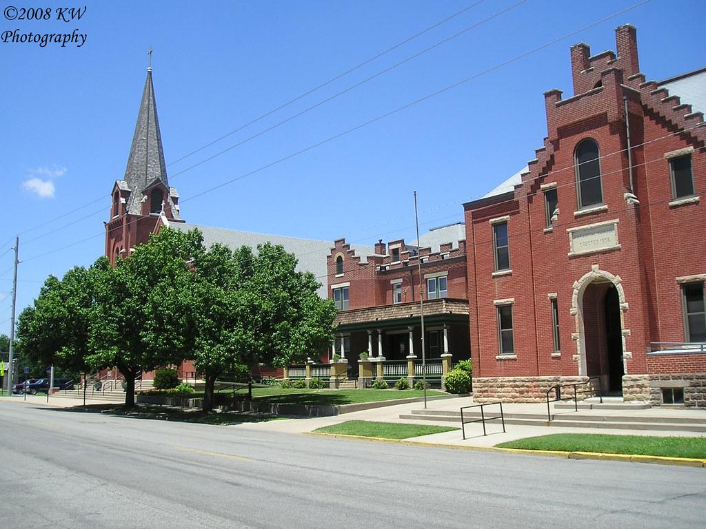 St. Mary's Catholic Church Complex