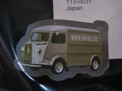 Rapha Truck