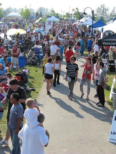 Surrey Canada Day 2008