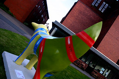 No 75 Zip 02 (Karen_O'D) Tags: liverpool super banana lamb merseyside superlambanana capitalofculture liverpool08