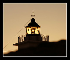 El Cap del Far (Itotti69) Tags: light sky costa lighthouse luz faro grey gris coast heaven cel cable cielo headlight far llum barana blueribbonwinner baranda favorites5 views50 views100 favorites10 favorites15 views75 views25 mywinners abigfave diamondclassphotographer flickrdiamond theperfectphotographer