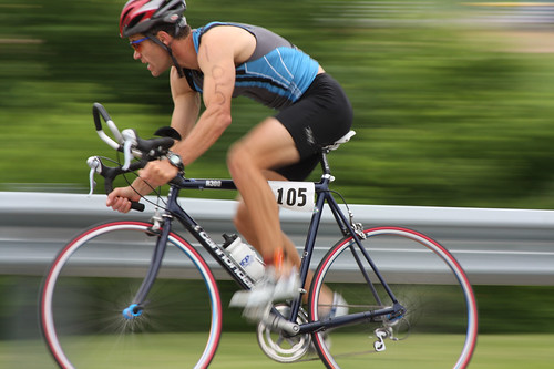 cyclist, bicyclist, triathalon
