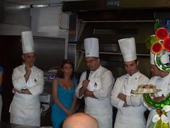 Award del Pasticciere 7 Luglio 2008 Team Sicilia