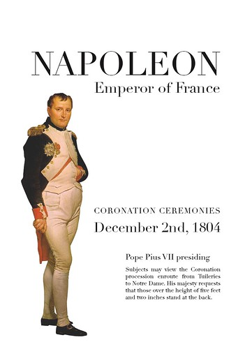 Coronation Ceremonies Poster
