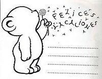 bear (Lucia Helena Cesar) Tags: flores country criana menina animais urso riscos moldes aplique patchcolagem