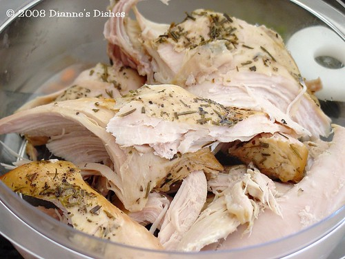 Slow Cooker Turkey: Leftovers!