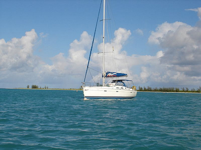 sailing in the caribbean 2