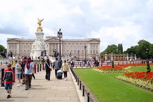 Palácio de Buckingham / Buckingham Palace