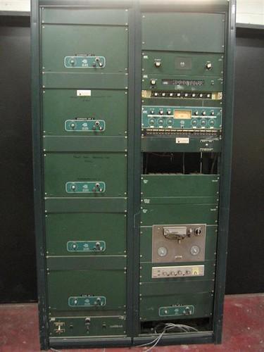 Vintage PA amplifier
