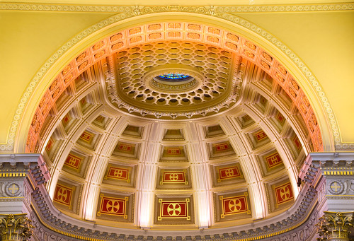 Dome of St Ignatius Church