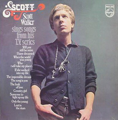 scott walker tv album cover