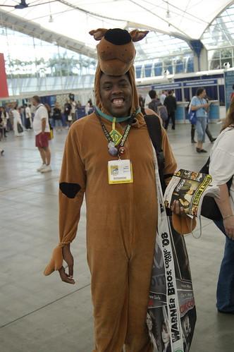 Comic Con 2008: black nerd