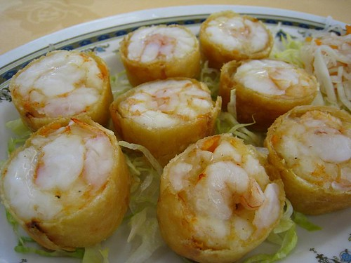 Prawn Roll @ Singapura Restaurant