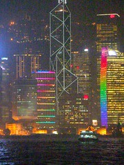 greatest lightshow on earth (Adfoto) Tags: vertical night hongkong neon colours avond hongkongisland kleuren verticaal
