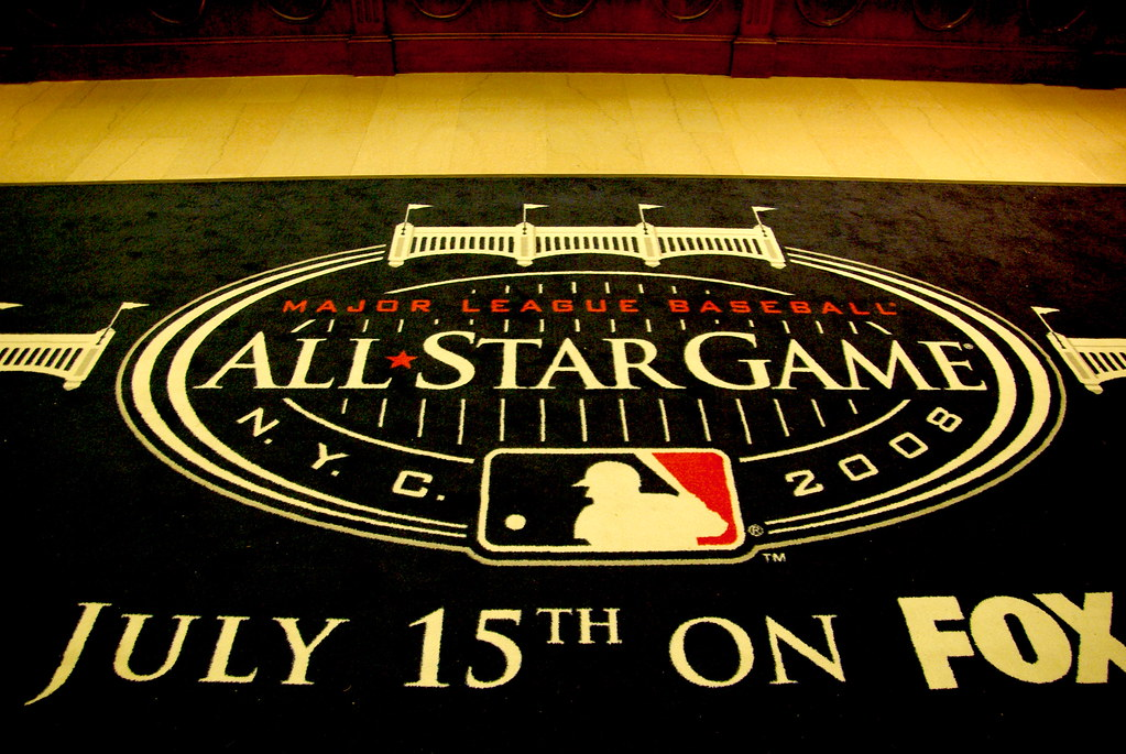 "Intercontinental Hotel ""The Barclay"" - All-star Game Rug"