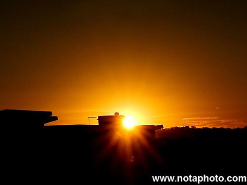 Ballina Sunset