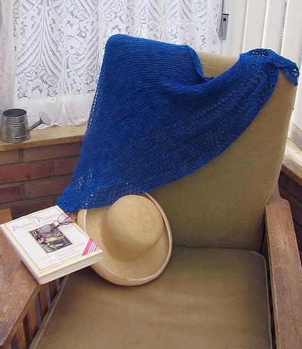 blue sky shawl 3