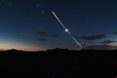 Solar eclipse China 2008 (╬Thomas Reichart ╬) Tags: china wow eclipse desert great astronomy 2008 wüste reise solareclipse totality astronomie sonnenfinsternis partiell serienaufnahme totalität reihenaufnahme topqualityimageonly serienbelichtung