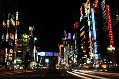 2008-07 Tokyo 124 (blogmulo) Tags: city travel signs japan lights tokyo luces shinjuku nightshot ar ciudad viajes nocturna nippon metropolis 2008 japon japn aplusphoto blogmulo