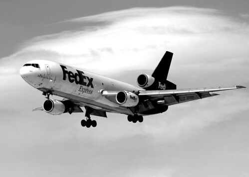 FedEx Julia Douglas DC-10-10(F) N570FE