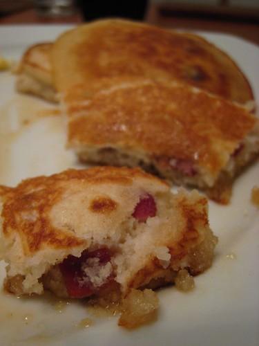 Mmmm... Bacon Pancakes