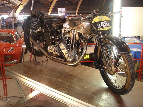 Terrot RCP 1933 500cc OHV