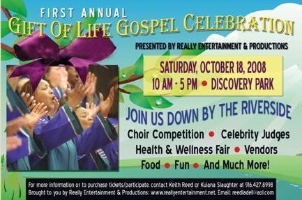 gift of life gospel