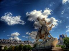 Tuileries (alainlm) Tags: paris france hdr
