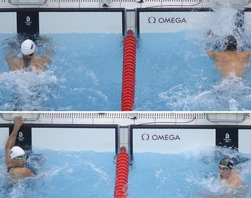oly 2008 swimming 100m butterfly final usa srb