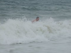 Trying to catch a wave (Tappel) Tags: obx 08
