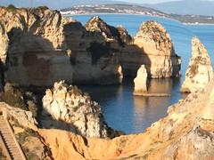 Algarve (Miguel T Cardoso) Tags: blue sea portugal azul mar agua lagos algarve soe miguelcardoso abigfave flickraward proudshopper ilustrarportugal absolutelystunningscapes miguelcardoso2008 migueltavarescardoso
