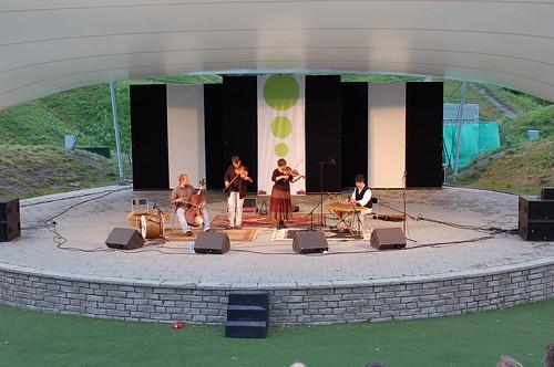 Transkapelaという民族音楽集団