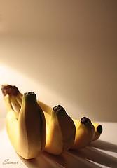 Banana fingers (s@mar) Tags: yellow canon eos banana اصفر اصابع 450d موز canoneos450d canoneosdigitalrebelxsi
