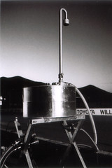 Fuel rig (cjcam) Tags: f100 fujineopan1600 85mmf14d