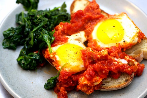 eggs in tomato sauce | smitten kitchen