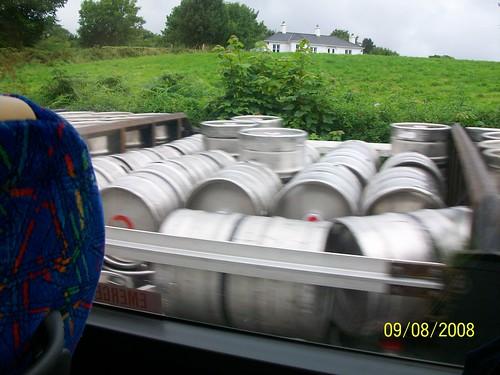 Ireland - Guiness Truck