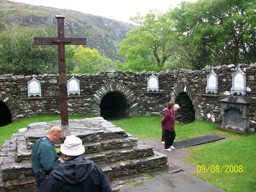 Ireland - Gougane Barra - St Finbarr -